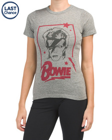 CHASER David Bowie Band T-shirt