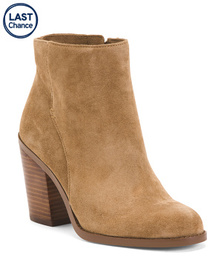SOLE SOCIETY Suede Booties