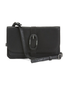 LUCKY Leather Convertible Wallet Crossbody