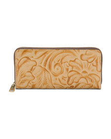 Reveal Designer Lauria Leather Wallet