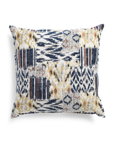 CANAAN Made In Usa 24x24 Oversized Bohemian Pillow