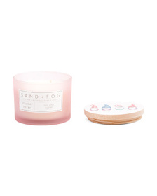 SAND AND FOG 12oz Holiday Berry Candle