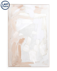 OLIVER BY OLIVER GAL 24x36 Champagne Christmas Wal