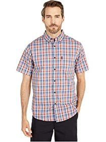Dickies X-Series Modern Fit Flex Plaid Shirt