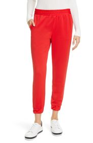 alice + olivia pete ft pleat pull up pant