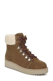 Sam Edelman Franc Faux Shearling Trim Hiking Boot