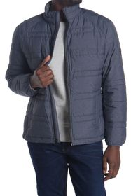 Michael Kors Variegated Quilted Jacket