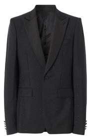 Burberry Tailored Single Breasted Jacket