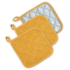 DII® Terry Potholder Set Of 3