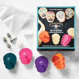 Williams Sonoma Halloween Day of the Dead Boxed Co