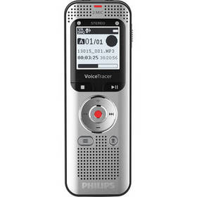 Philips DVT2050 VoiceTracer Audio Recorder