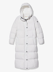 Michael Kors Nylon Puffer Coat