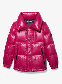 Michael Kors Quilted Nylon Puffer Jacket