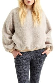 Boundless North Faux Shearling Pullover