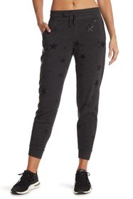 90 Degree By Reflex Star Print Joggers