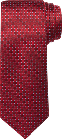 Jos Bank Traveler Collection Check Tie CLEARANCE