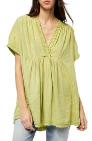Free People Getaway with Me Tunic Top