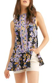 Free People Summer in Tulum Tunic