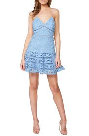 Bardot Agnes Lace Party Dress