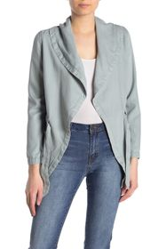 Max Jeans Shawl Tencel Jacket
