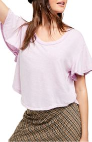 Free People Float On Flutter Sleeve T-Shirt