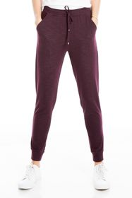 Max Studio French Terry Jogger