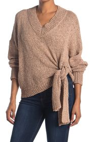 RODEBJER Anisah Side Knot Sweater