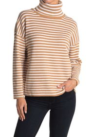 French Connection Ribbed Cowlneck Sweater