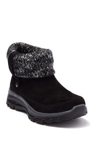 Skechers Easy Going Heighten Knit Cuff Ankle Boot