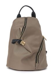 Most Wanted USA Asymmetrical Nylon Backpack