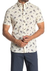 Ben Sherman Floral Regular Fit Shirt