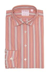 THOMAS PINK Portland Vintage Stripe Print Dress Sh