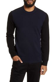 Theory Hilles Standard Fit Crewneck Cashmere Sweat