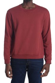 7 For All Mankind Vintage Crew Neck Pullover Sweat