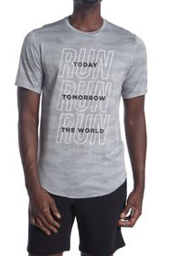 New Balance Q Speed Grid Tee