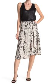 Laundry By Shelli Segal Printed D-Ring Pull-On Mid