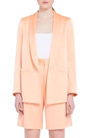 Alice + Olivia Shawl Collar Jacket