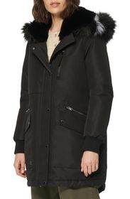 Marc New York Carina Water Resistant Hooded Parka