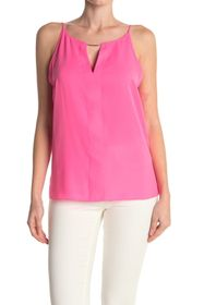 Elie Tahari Pixie Cutout Sleeveless Blouse