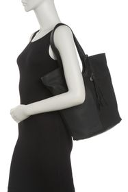 Lucky Brand Ebon Perforated Tote