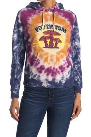 MOTHER The Square Tie Dye Hoodie