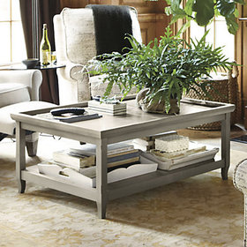 Morgan Coffee Table - Dark Gray