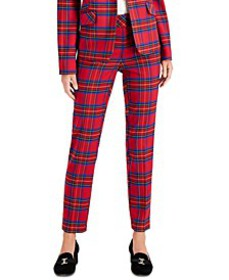 Plaid Ankle Pants, Created for Macy's