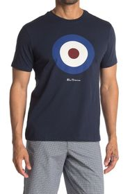 Ben Sherman Crew Neck Graphic T-Shirt