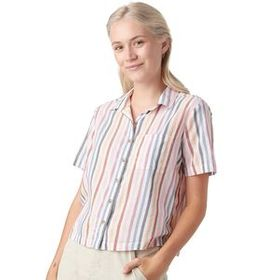 Marine Layer Marine LayerTalia Short-Sleeve Button