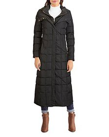 Cole Haan - Hooded Maxi Coat