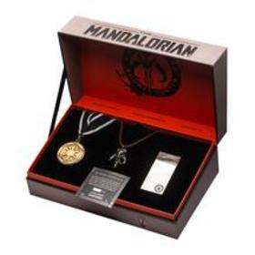 Star Wars: The Mandalorian Jewelry Set Only at Gam