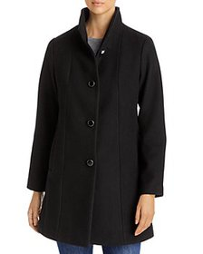 kate spade new york - Stand Collar Coat