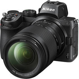 Nikon Z 5 Mirrorless Digital Camera with 24-200mm
