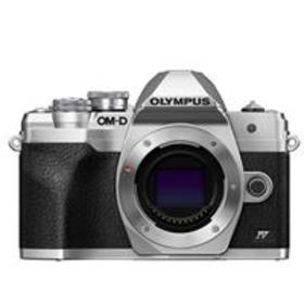 Olympus OM-D E-M10 Mark IV Camera Body, Silver